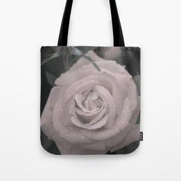Raining Roses Tote Bag