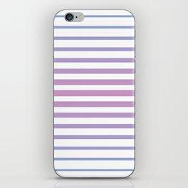 Violet Sunset iPhone Skin