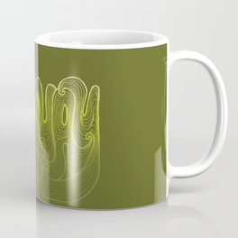 Torquay Typography - Lime Punch Coffee Mug