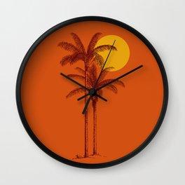 buenas tardes Wall Clock