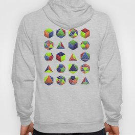 Sacred Shapes & Colors Hoody