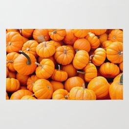 Lil' Pumpkin Rug