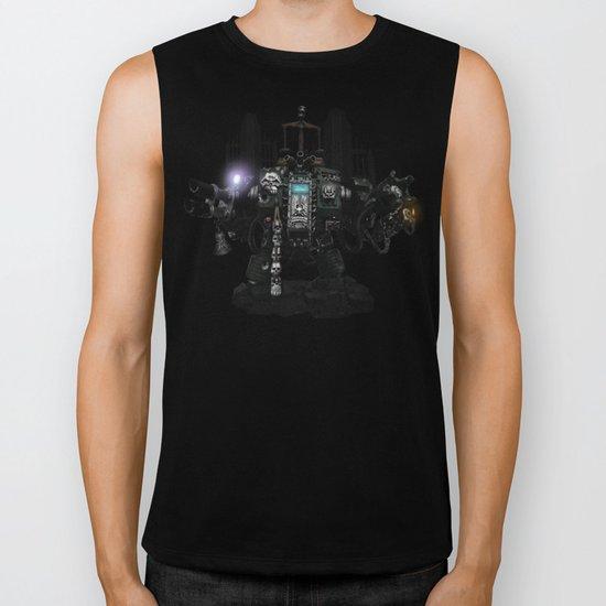 Death Incarnate Biker Tank