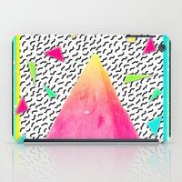 watermelon iPad Cases featuring Watermelon by Danny Ivan