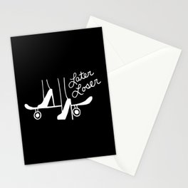 Later Loser Stationery Cards