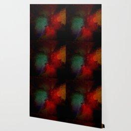Dark Geometric Pattern Design Wallpaper