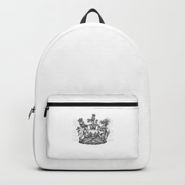 Coat of arms of Hongkong Backpack