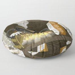 herbalist Floor Pillow