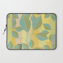 Leaves in color two Laptop Sleeve