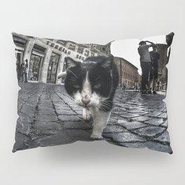 Street Cat Pillow Sham