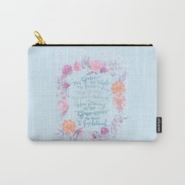 Amazing Grace - Hymn Carry-All Pouch