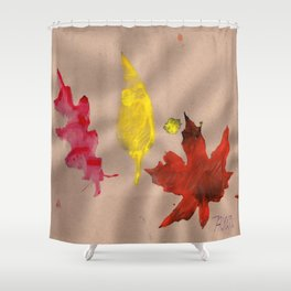 Fall 2016 Shower Curtain