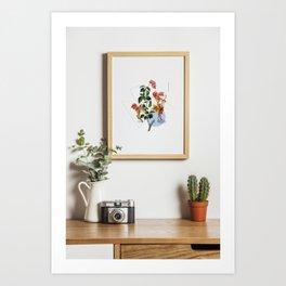 Lámina Ciervo Art Print