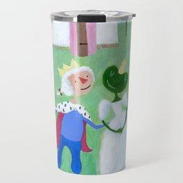 The Frog Maiden Travel Mug