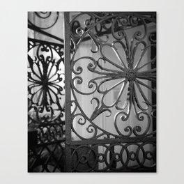 Iron Gate 1 Canvas Print