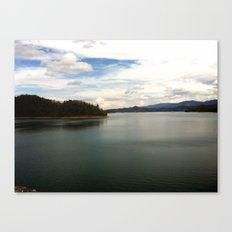 Holston Lake Revisited Canvas Print