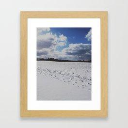 Terrywile Park. Framed Art Print