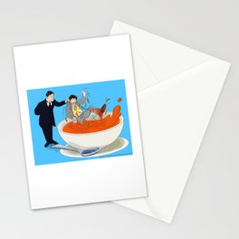 Pulled from the Soup Stationery Cards