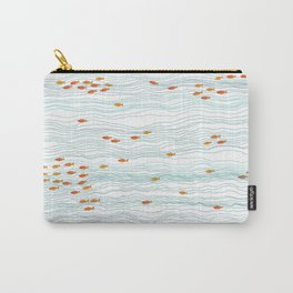 Sea under your feet Carry-All Pouch