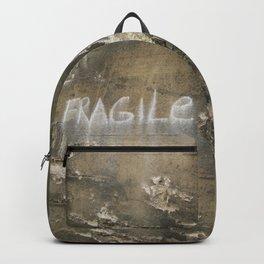 Fragile city Backpack