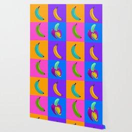 Andy's Bananas Wallpaper