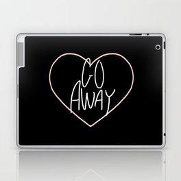 Go Away 2 Laptop & iPad Skin