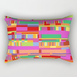 Debussy Little Shepherd (Jelly Bean Colours) Rectangular Pillow