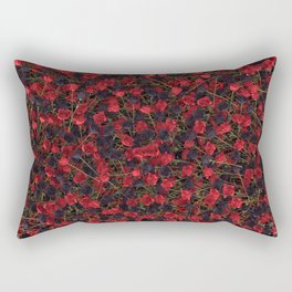 Full of roses Rectangular Pillow