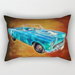 Ford Thunderbird Rectangular Pillow