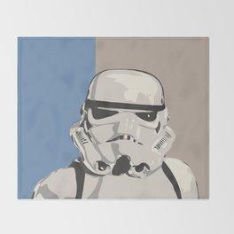 Stormtrooper Throw Blanket