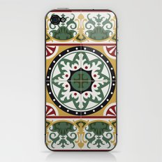 tiles.02 iPhone & iPod Skin