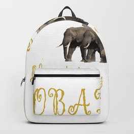 Obatala Elevates My Conciousness Backpack