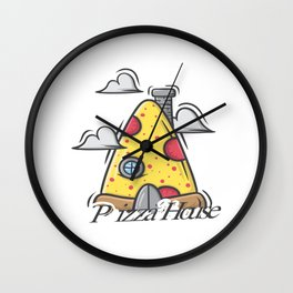 Pizza House Wall Clock