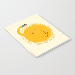 Here comes the sun Notebook