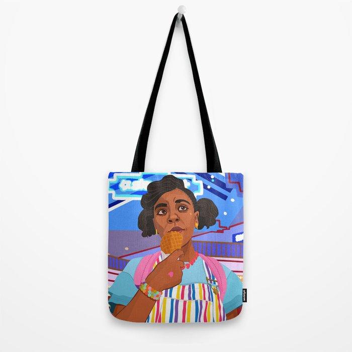 Erica Sinclair Tote Bag