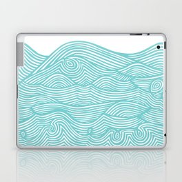 Waves Laptop & iPad Skin