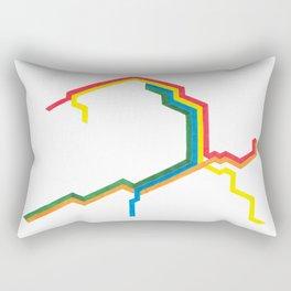 SF Bart Rectangular Pillow