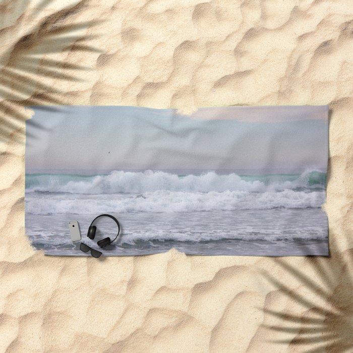 ocean mood Beach Towel