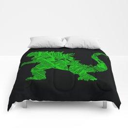 Japanese Monster - II Comforters