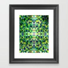 January 02 Framed Art Print
