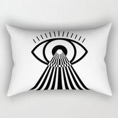 Laser Eye Rectangular Pillow