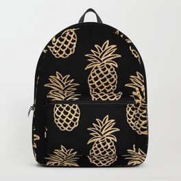 Piñas Gold Backpack
