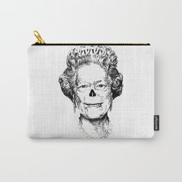 The Warming Dead! The Queen. Carry-All Pouch