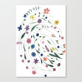Green Thumb Canvas Print