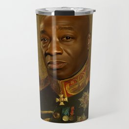 Michael Clarke Duncan - replaceface Travel Mug
