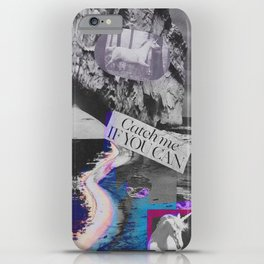 Unicorn (Catch me if you Can)  iPhone Case