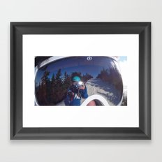 Viewpoint Framed Art Print