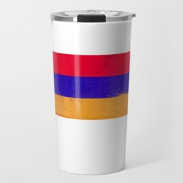 Armenia Flag design | Armenian design Travel Mug