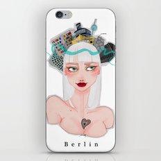 Ber(lin) iPhone Skin