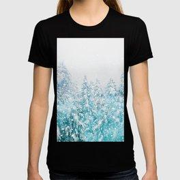 Snowy Pines T-shirt